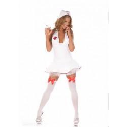 Robe d'infirmière nurse sexy