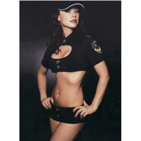 Costume policière : Deux flics à Miami !