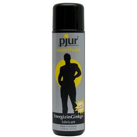 Pjur SuperHero Glide - Lubrifiant énergisant