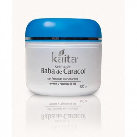 Kaita - Crème Bave d'escargot - Baba de caracol