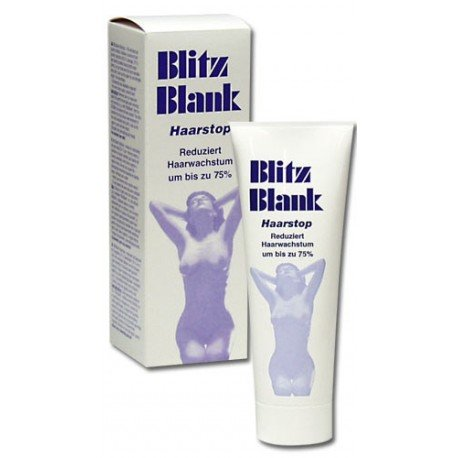 BlitzBlank Haarstop - Ralentisseur de repousse des poils