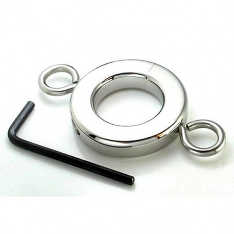 Ball Stretcher - Poids pour testicules. Taille : Small, Medium, Large