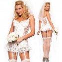 Déguisement Robe de mariée sexy