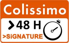 Colissimo Suivi avec signature